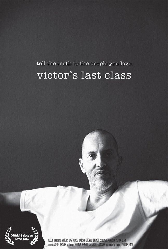 Victors Last Class Poster w Laurel
